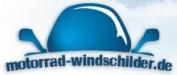 Motorrad-Windschilder Gutschein