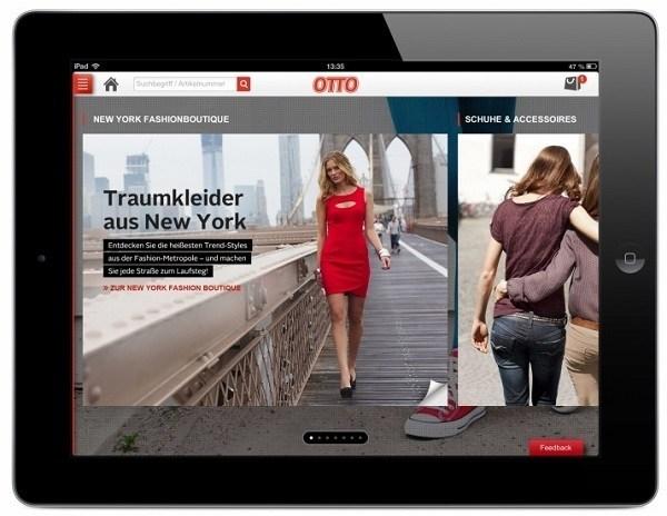 Offizielle OTTO iPad App