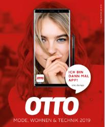Der letzte OTTO Katalog Frühjahr 2019